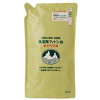 洗濯用フィトンα(詰替)*720ml*植物性天然成分で消臭・抗菌・室内干しの臭いも防ぐ