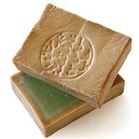 【アレッポ】アレッポの石鹸(ノーマル)*ローレル(月桂樹)オイル10%配合