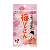 梅ぼしさん(しそ梅干100%)*36粒*和歌山産梅干し果肉100%使用*程よい酸味*食べやすい丸粒タイプ