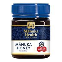 マヌカハニー*MGO115*250g*ニュージーランド産*自生マヌカ花蜜100%*風邪の予防、日々のケアに