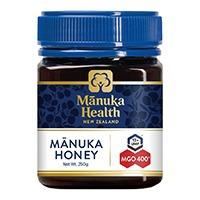 マヌカハニー*MGO400*250g*ニュージーランド産*自生マヌカ花蜜100%*咳、喉が痛い時のケアに