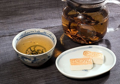 遠州番茶リーフ
