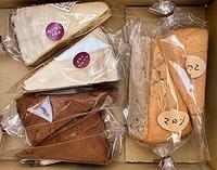 響屋さんのケーキ3種6個セット