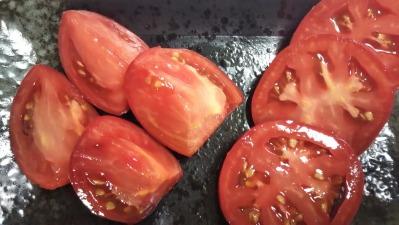 無農薬フルーツトマト