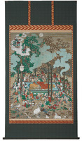 仏涅槃図 大型版
