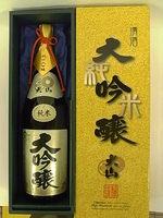 大山 純米大吟醸 1.8L