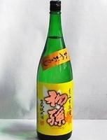 初孫 純米酒「もみぢ浪漫」ひやおろし 1.8L