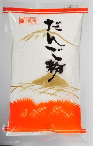 だんご粉 300g 原材料:うるち米(国産)、もち米(国産)