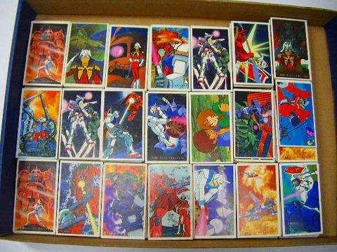 昭和 ヒーロー おもちゃ「ガンダム 角 メンコ 130枚以上一括」
