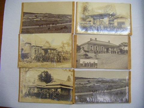昭和初 中国「満洲 等 歩兵第二十六旅団 等 写真 6点一括」