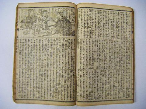 明治初 時事 流行 政治 事件 風俗 小説 絵入「うきよ 新聞 20冊」
