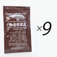 徳用 百草丸 胃腸薬 4600粒
