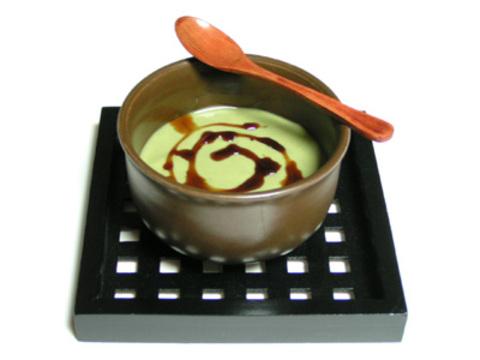 抹茶プリン-【100ポイント贈与対象商品!】