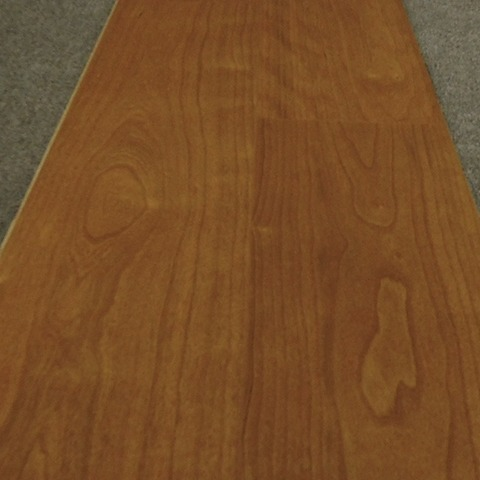 2CE【捨貼用】【天然銘木フロア】チェリー色 チェリー突板 UV塗装 合板 溝数1 B品 25kg