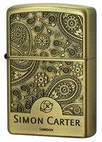 ZP-SCP-019 SIMON CARTER サイモンカーター ペイズリー 金色