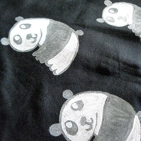 パンダパンダパーカー