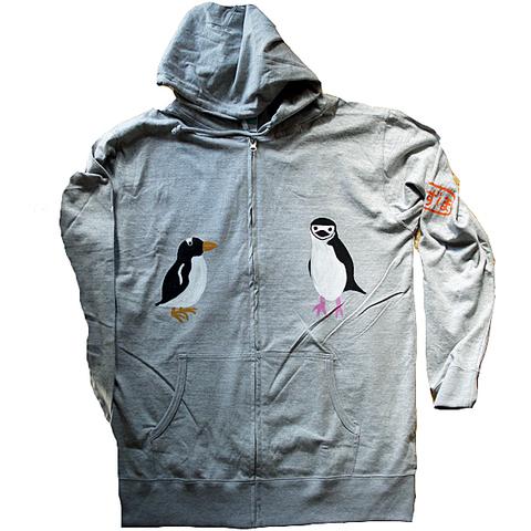 ペンギンパーカー
