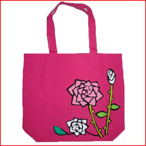 薔薇トートーバッグ
