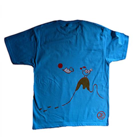 東海道うろこ婆Tシャツ