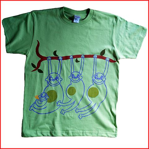 ウータンTシャツ