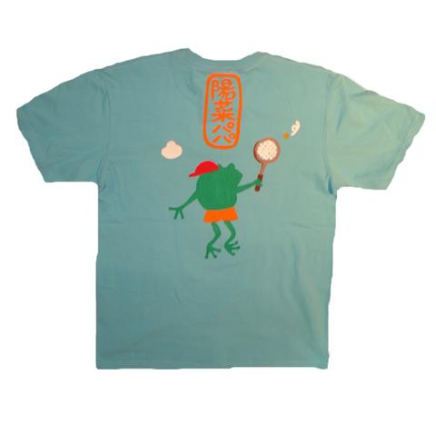 テニス蛙Tシャツ