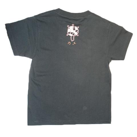 亀アラビア語Tシャツ