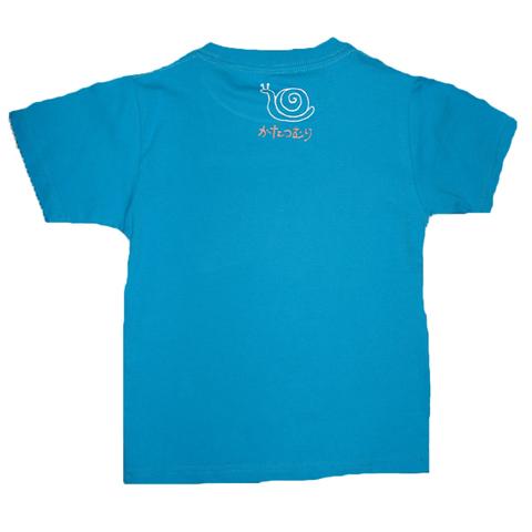 かたつむりアラビア語Tシャツ