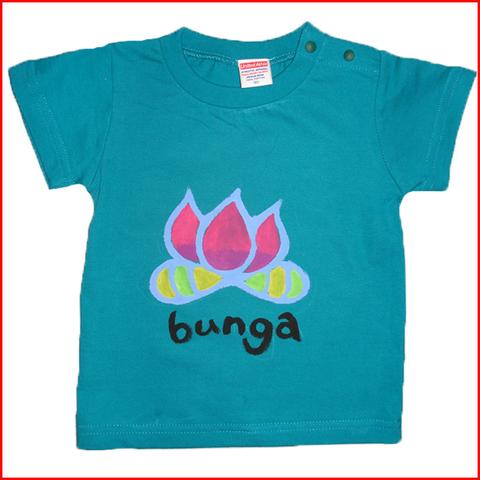 蓮インドネシア語Tシャツ