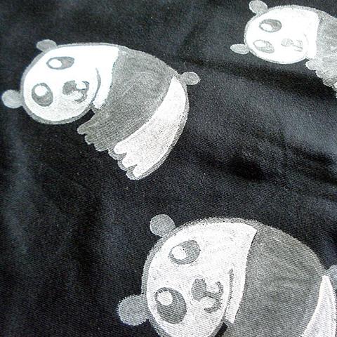 パンダパンダ兄弟 姉妹 お揃いペアルックTシャツパーカーペア割引!ペアルックで買うとお得!