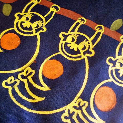 今年の干支ウータン兄弟 姉妹 お揃いペアルックTシャツペア割引!ペアルックで買うとお得!