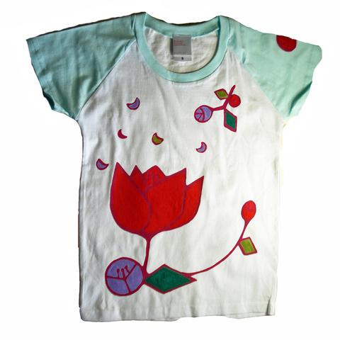 椿Tシャツ