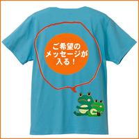 文字Tシャツ