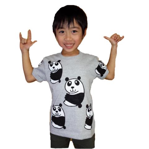 パンダパンダ象象兄弟 ペアtシャツ  兄弟 姉妹 お揃いペアルックTシャツペア割引!ペアルックで買うとお得!