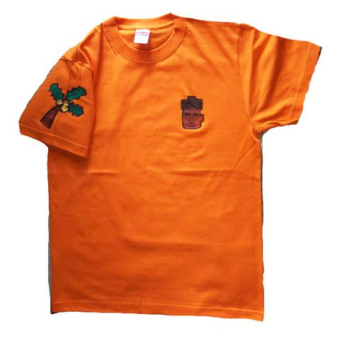 モアイTシャツ