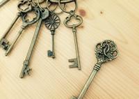 アンティーク鍵のインテリアとしての活用方法~かわいいアンティーク鍵はチャーム以外にも活用可能です~