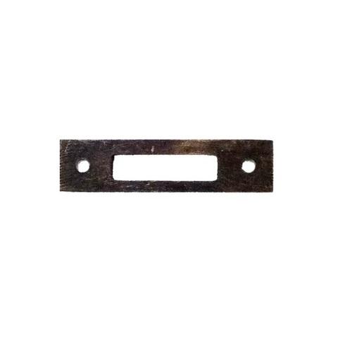 ラッチ(平型)、鍵受金具 plateX