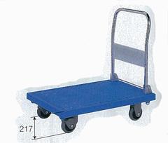 三甲静か台車クリーンSM(折り畳み) 2台1組
