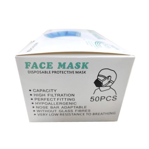 高品質3層不織布マスク