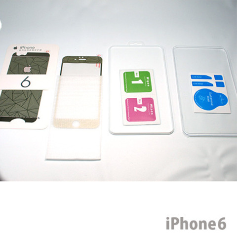 iPhone6用両面保護強化デザイ