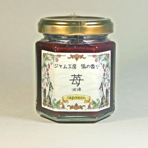 INN132 苺 女峰ナポレオンジャム 132g