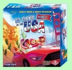 10DAYS IN THE USA