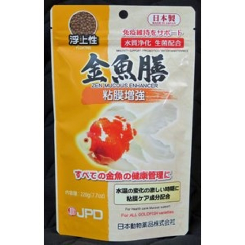 日本動物薬品工業 金魚膳 粘膜増強 浮上 1kg