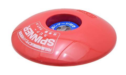 キリマル 刈払機用フリー安定板 スピナー