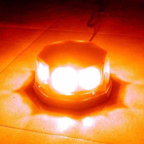 LEDネオパトロール回転灯 12V 24V兼用 KF