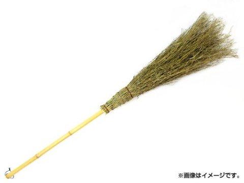 竹ボーキ 業物ワザモノ 高級ホウキ L1700