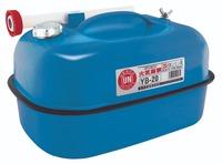 YAZAWA ガソリン携帯缶 20ℓ 青 YB‐20