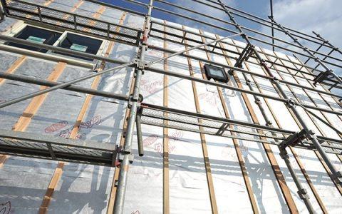 デュポン タイベック シルバー 1m×50m 遮熱透湿シート