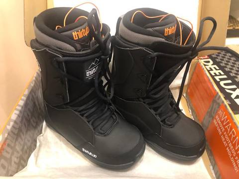 THIRTYTWO  LASHED  BLK  10.5  MENS