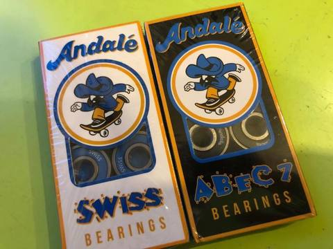 ANDALE BEARINGS  ABEC7