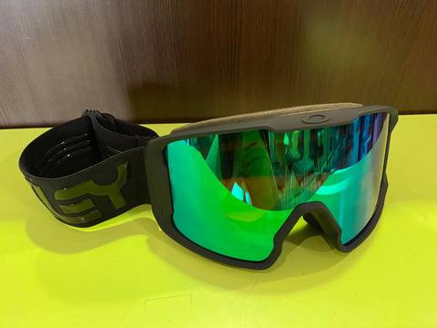 OAKLEY  LINEMINER   FACTORYPILOT BLACKOUT